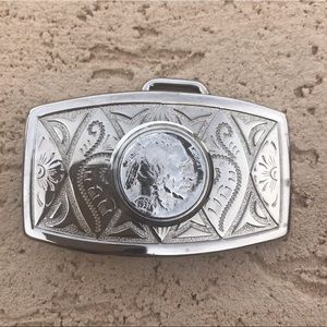 Accessories - Buffalo Nickel Belt Buckle
